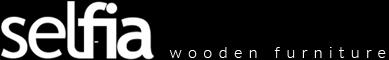 Meble drewniane Selfia - stoły szafki komody
