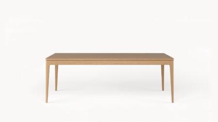 Drewniany stół rozkładany BOLD 220-320×100