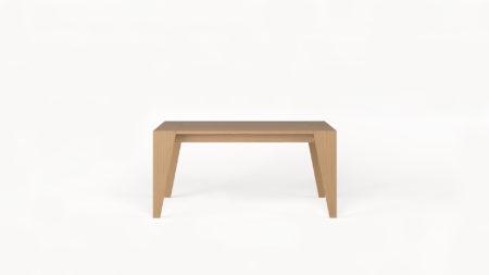 Drewniany stół rozkładany ELLEVEN 160-260×90