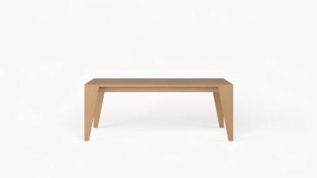 Drewniany stół rozkładany ELLEVEN 200-300×100