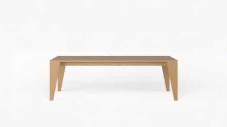 Drewniany stół rozkładany ELLEVEN 240-340×100