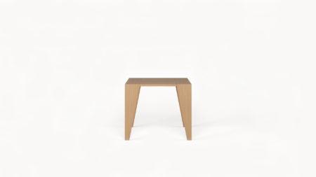 Stół drewniany ELLEVEN 90×90