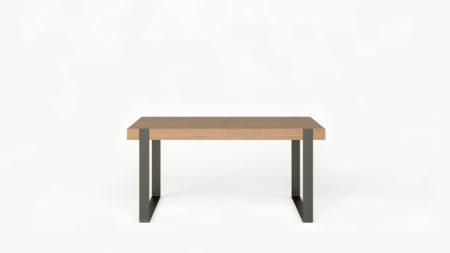 Drewniany stół rozkładany FLOTT 160-260×90