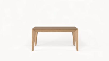 Drewniany stół rozkładany LEVEL 160-240×90