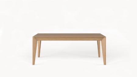 Drewniany stół rozkładany LEVEL 200-300×100