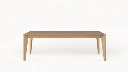 Drewniany stół rozkładany LEVEL 240-340×110