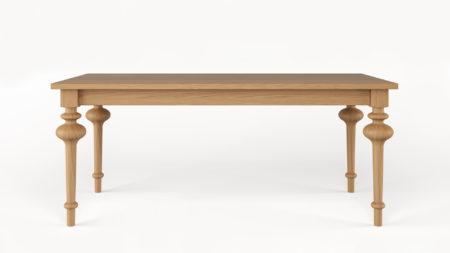 Stół drewniany NOBLE 180×90
