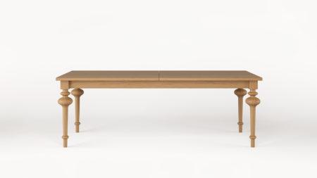 Drewniany stół rozkładany NOBLE 220-320×100