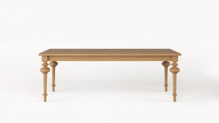 Stół drewniany NOBLE 220×100