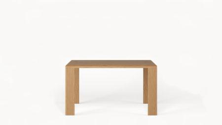 Stół drewniany OVAL 140×90