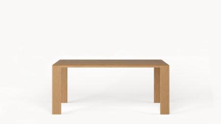Stół drewniany OVAL 180×90