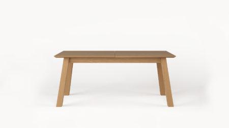 Drewniany stół rozkładany SIMPLE 180-260×90