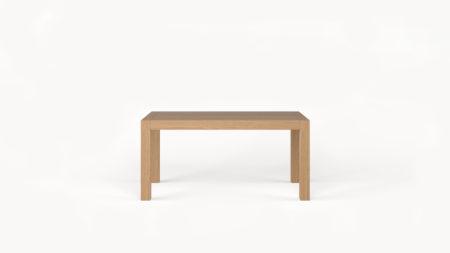Drewniany stół rozkładany SOLID 160-260×90
