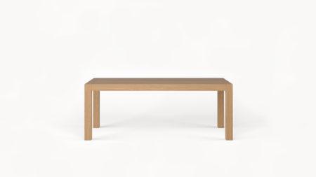 Drewniany stół rozkładany SOLID 200-300×100