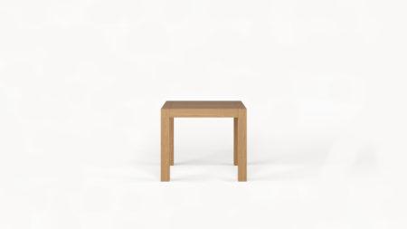 Stół drewniany SOLID 90×90