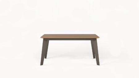 Drewniany stół rozkładany TAFFEL 160-220×90