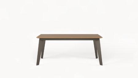 Drewniany stół rozkładany TAFFEL 180-260×90