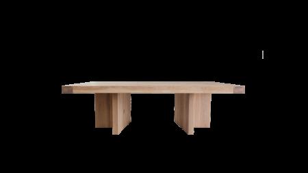 Stół drewniany rozkładany MODERN by house loves